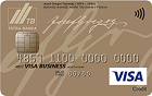 Visa gold Business