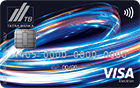 Visa Electron for students - Galaxy