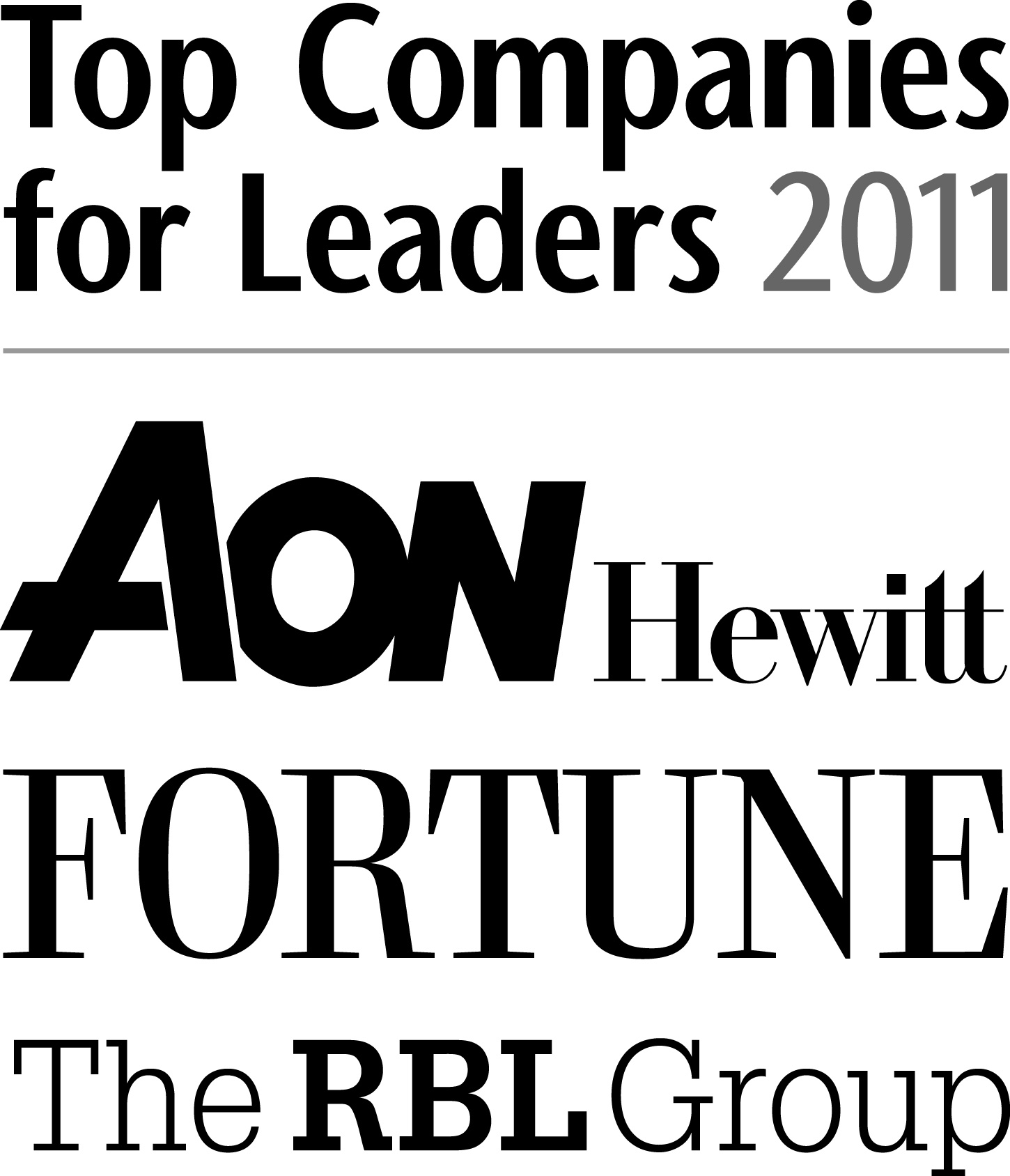 Top Company for Leaders 2011