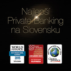 The best Private Banking Tatra banka