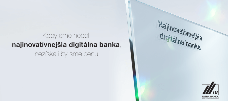 Global Finance: Tatra banka is the most innovative digital bank in Central and Eastern Europe
