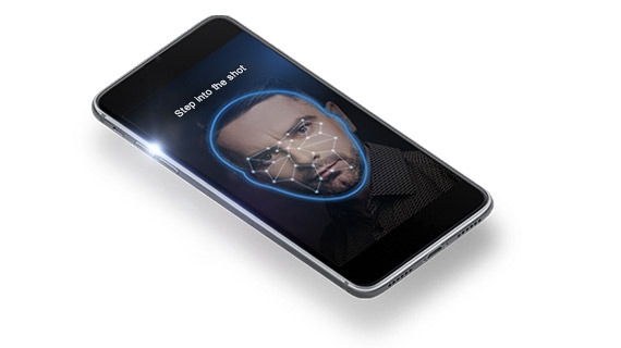 Try the Face Biometrics innovation right in your Tatra bank mobile app