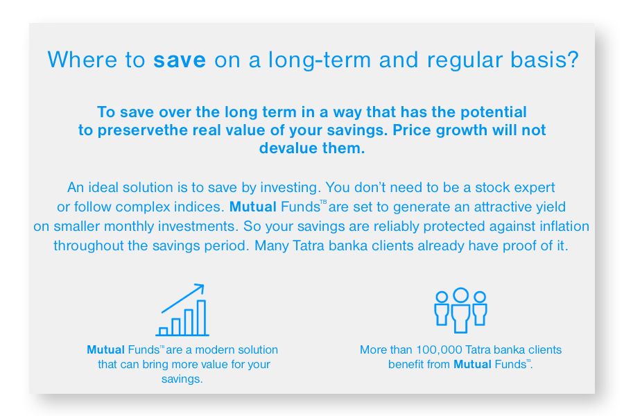 Where to save in the long-term basis