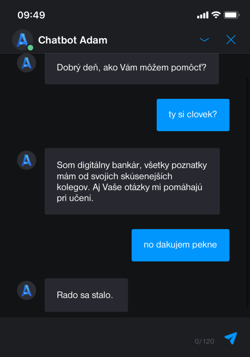 ironia chatbot adam