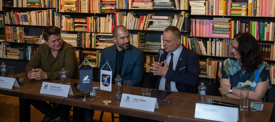 300 000 EUR to support culture and art in the Bratislava Region