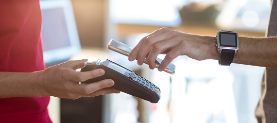 Leave your wallet at home and pay with your mobile phone