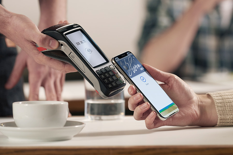 Clients can comfortably and securely pay with Apple Pay using their iPhones, Apple Watches, iPads, or Macs