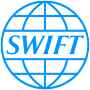 Foreign payments via connection to SWIFT